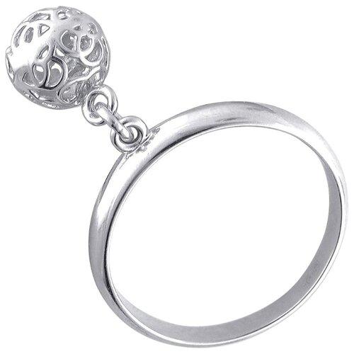 Эстет Кольцо из серебра 01К0511133, размер 16.5 ЭСТЕТ