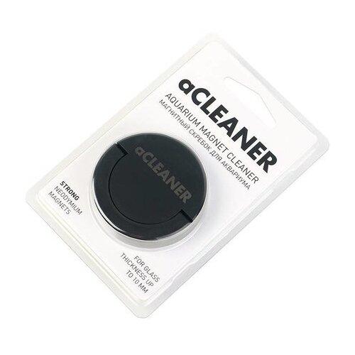 Скребок для аквариума COLLAR aCLEANER 1 шт. черный