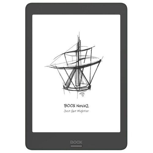 Электронная книга ONYX BOOX NOVA 2 черный