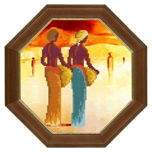 Купить Schaefer Набор для вышивания 17 x 17 см (545/3), Наборы для вышивания