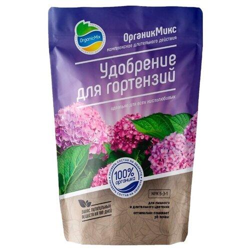 Удобрение Organic Mix для гортензий 0.2 кг