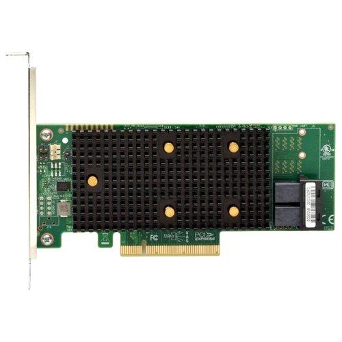 SAS/SATA RAID контроллер Lenovo 7Y37A01082 зеленый
