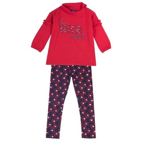 Купить Комплект одежды Chicco размер 98, красный/синий, Комплекты и форма