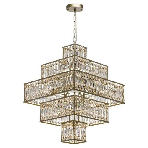 Люстра MW-Light Монарх 121012416, E14, 640 Вт