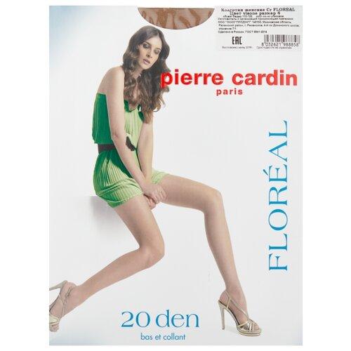 Колготки Pierre Cardin Floreal, Basic Line 20 den, размер IV-L, visone (бежевый)