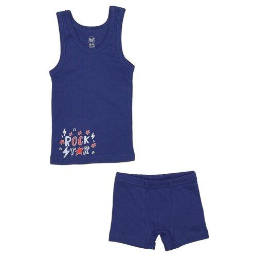 Купить Комплект нижнего белья RuZ Kids размер 92-98, сумерки, Белье