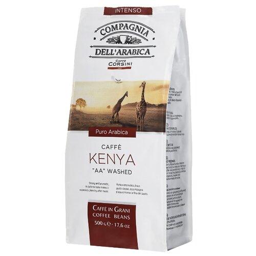 цена Кофе в зернах Compagnia Dell` Arabica Kenya
