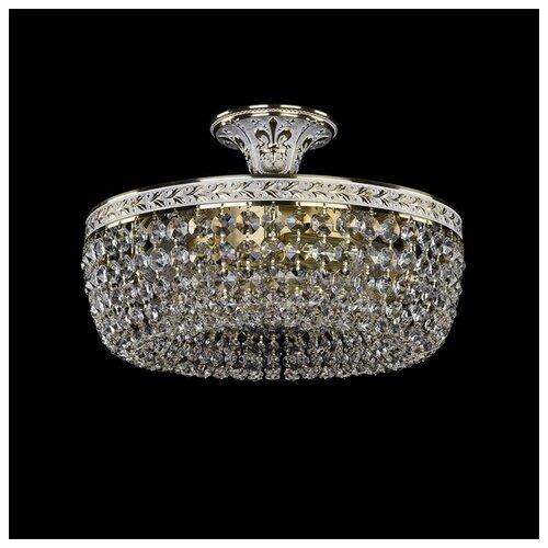 Люстра Bohemia Ivele Crystal 1903 19031/35IV GW, E14, 160 Вт настольная лампа bohemia ivele 7003 1 33 gw sh2 160