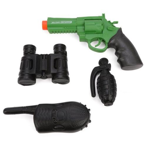 Купить Игровой набор Наша игрушка Военный M0063, Полицейские и шпионы
