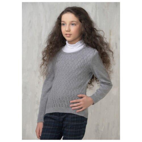 Джемпер VAY размер 152, светло-серый