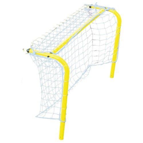 Фото - Ворота футбольные КМС Ворота футбольные КМС-409 желтый ворота