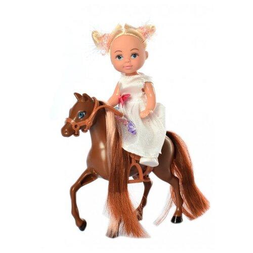 Кукла Defa Lusy Сайри с лошадкой, 10,5 см, 8410