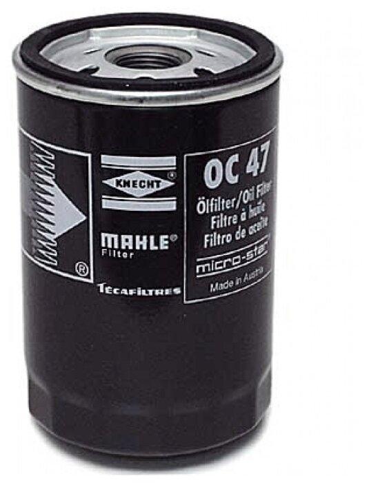 Масляный фильтр MAHLE OC 47