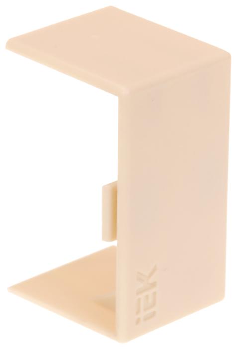 Соединитель для настенного кабель-канала IEK CKK20D-S-015-010-K01