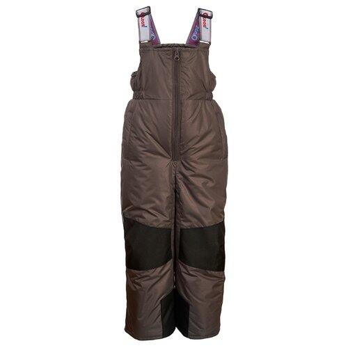 Купить Полукомбинезон Oldos Фил OAW203T1PT21 размер 98, темно-серый, Полукомбинезоны и брюки