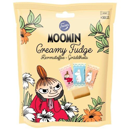 Ирис Fazer Moomin Creamy Fudge сливочный 30 шт.