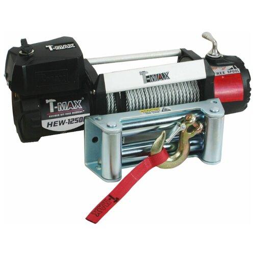 Лебедка электрическая T-Max HEW-12500 X Power 12В