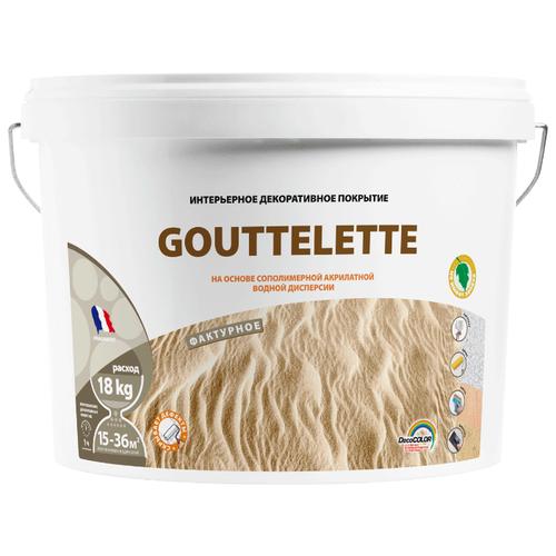 Декоративное покрытие Pragmatic Gouttelette 5100BR94 030 зефирный белый 18 кг
