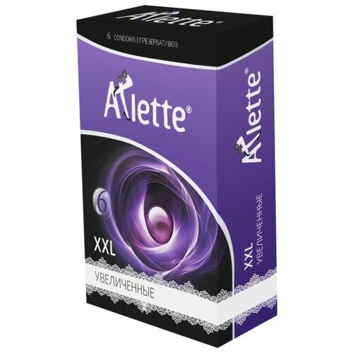 Презервативы Arlette XXL Увеличенные (6 шт.)