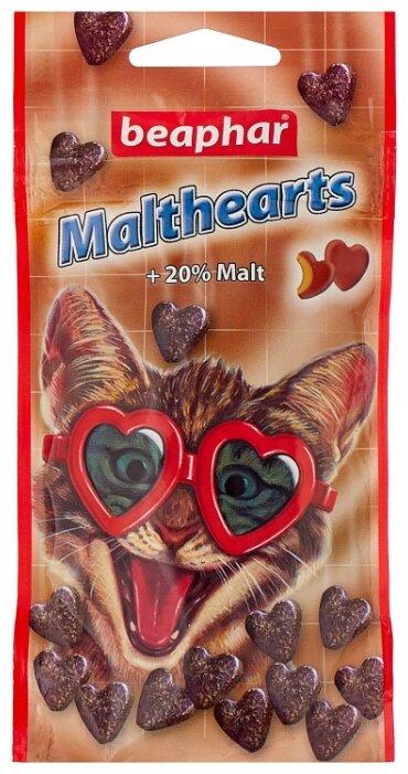 Лакомство для кошек Beaphar Malthearts