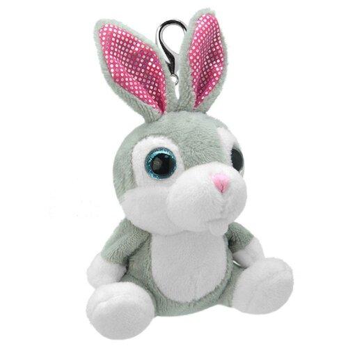 Купить Игрушка-брелок Wild Planet Кролик 8 см, Мягкие игрушки