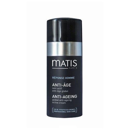 Matis Крем для лица активного действия омолаживающий Global Anti-Ageing Active Cream 50 мл