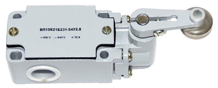 Купить Концевой выключатель ВП-15К21 по низкой цене с доставкой из Яндекс.Маркета