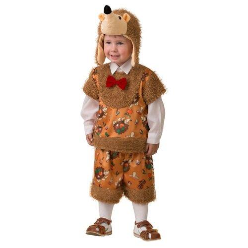 Купить Костюм Батик Ёжик Коржик (5315), коричневый, размер 104, Карнавальные костюмы