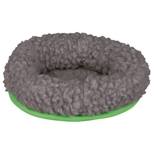 Лежанка для грызунов TRIXIE 62701 16х13 см серый/зеленый
