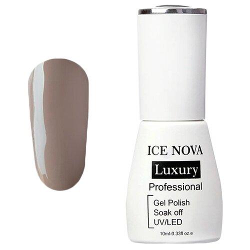 Купить Гель-лак для ногтей ICE NOVA Luxury Professional, 10 мл, 043 fossil
