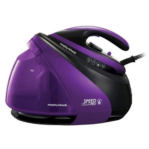 Парогенератор Morphy Richards 332100/332102 violet