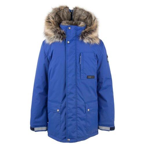 Купить Парка KERRY Jako K20468 размер 152, 677 синий, Куртки и пуховики