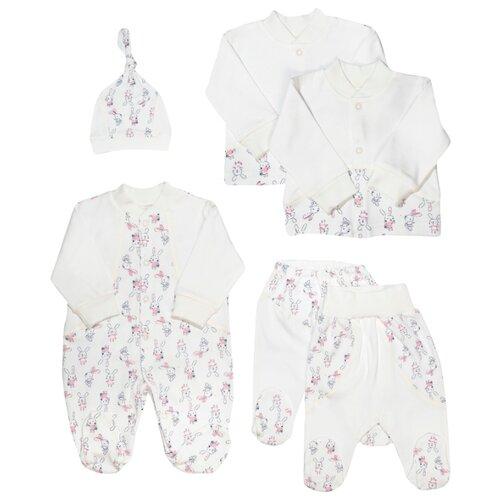Комплект одежды Клякса размер 22-74, розовый, Комплекты  - купить со скидкой