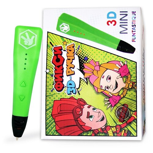 3D-ручка Funtastique FIXI MINI зеленый недорого