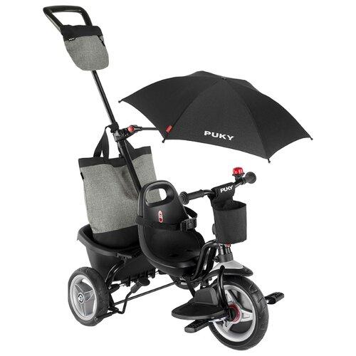 Купить Трехколесный велосипед Puky Ceety Comfort (2020), black, Трехколесные велосипеды