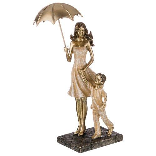Фото - Статуэтка материнство 11х9,5х28,5 см серия фьюжн Lefard (162-739) статуэтка lefard йога серия фьюжн 13 5х7х18 5 см 162 700