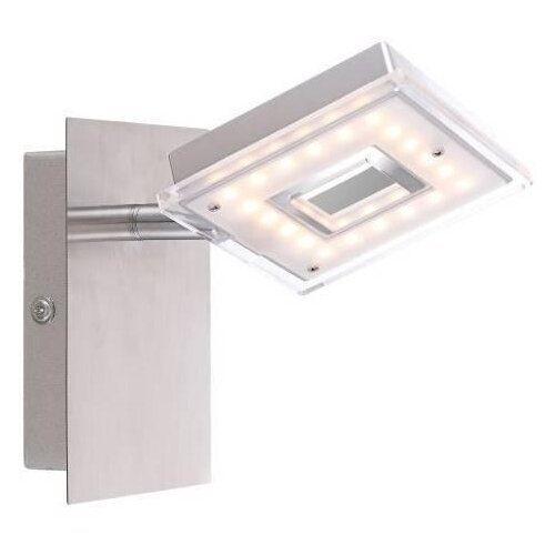 Настенный светильник Globo Lighting Kerstin 56138-1, 4.2 Вт спот kerstin 56138 4