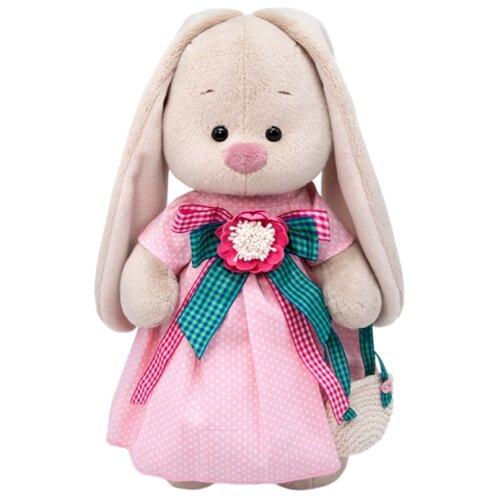 Купить Мягкая игрушка Зайка Ми Розовая дымка 25 см, Мягкие игрушки