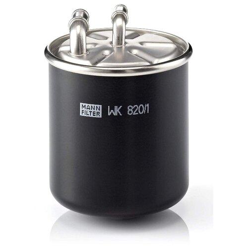 Топливный фильтр MANNFILTER WK 820/1