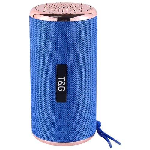 Портативная акустика T&G TG153 синий st t g tucker sanctus