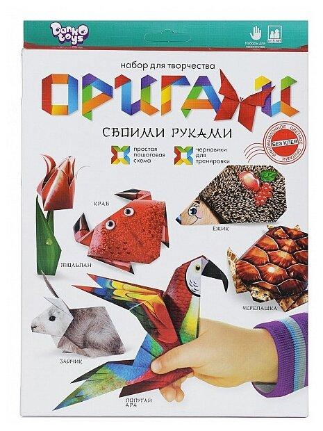Danko Toys Oр-01-05 Набор для творчества Оригами