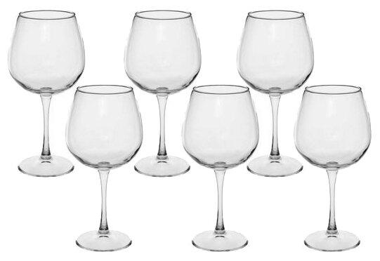 Pasabahce Набор бокалов для вина Enoteca 780 мл 6 шт — купить по выгодной цене на Яндекс.Маркете