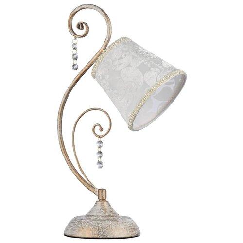 Настольная лампа FREYA Lorette FR2406-TL-01-WG, 40 Вт настольная лампа freya nina fr5151 tl 01 yw