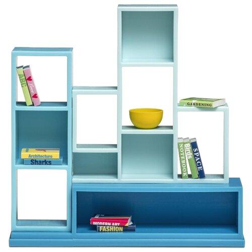 Фото - Lundby Книжная полка (LB_60306000) голубой мебель для куклы lundby книжная полка