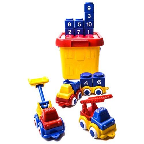 Конструктор Viking Toys Build 41114 В ведерке