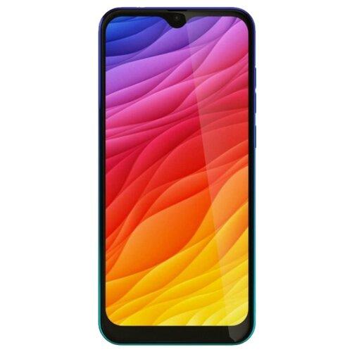 Смартфон Haier I6 Infinity синий смартфон
