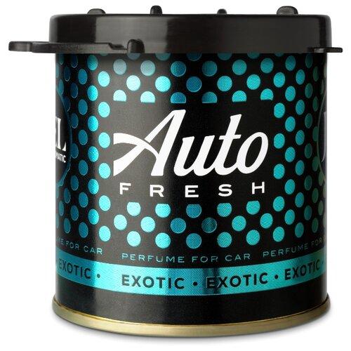 Auto Fresh Ароматизатор для автомобиля Jel Exotic 80 мл