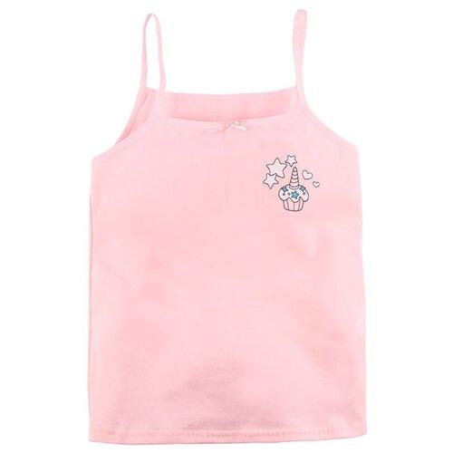 Купить Майка Bossa Nova размер 30, розовый, Белье и купальники
