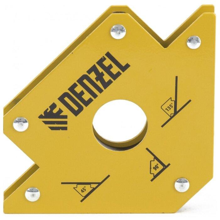 Магнитный угольник Denzel 97553