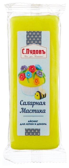 С.Пудовъ мастика сахарная 100 г